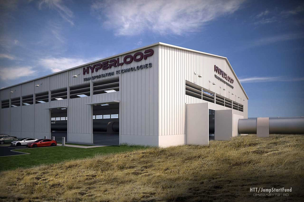 Hyperloop Htt
