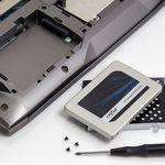 SSD Crucial MX300 de 1 TB por 254,99 euros y envío gratis