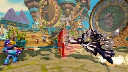 Activision anuncia Dark Edition de Skylanders: Trap Team