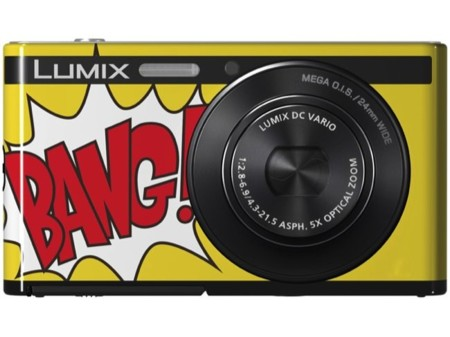 Panasonic le da un toque de color a su DMC-XS1