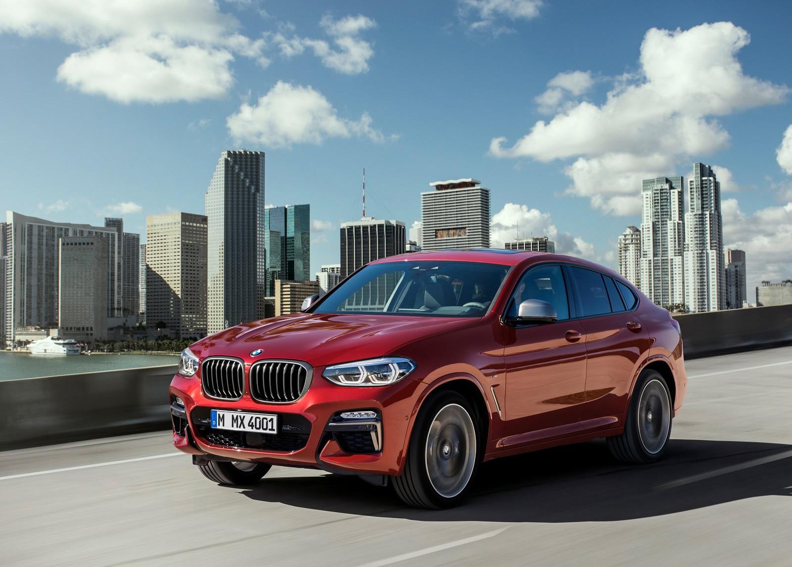 Foto de BMW X4 2019 (19/28)