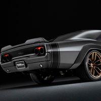 Mopar reinventa el HEMI V8 426: turbo, con más de 1.000 CV y montado en este restomod del Charger