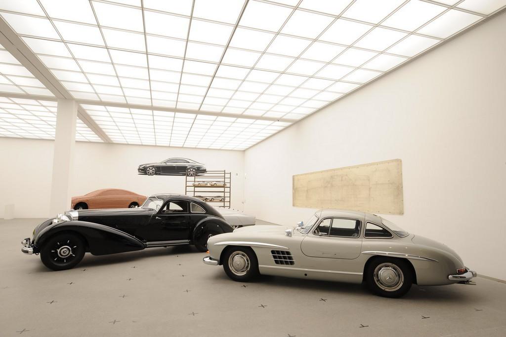 Foto de Exposición Mercedes Pinakothek der Moderne Múnich (25/45)