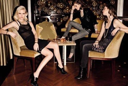 Tous se pone sexy con su nueva campaña by Terry Richardson
