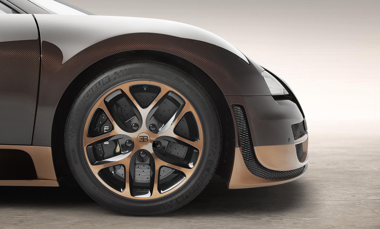 """Foto de Bugatti Veyron """"Rembrandt Bugatti"""" Legend Edition (8/16)"""