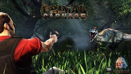 'Primal Carnage', el hombre contra los dinosaurios... pero más bestia que nunca