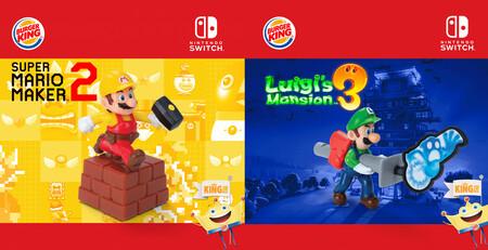 Nintendo Burger 2