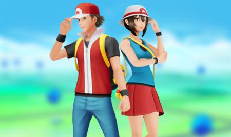 Pokemon Go Trajes