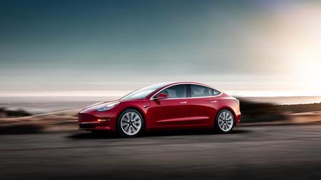 Tesla Model 3 pantalla central