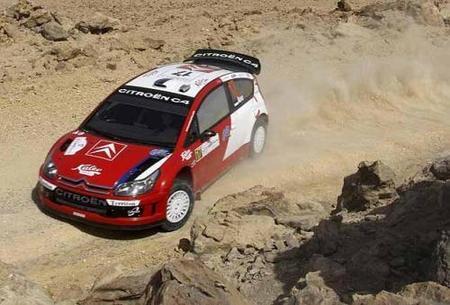 Previa del Rally de Jordania