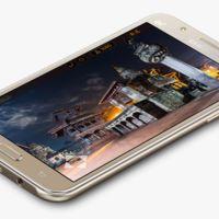 Samsung estrena flash en la cámara frontal: Galaxy J7 y J5