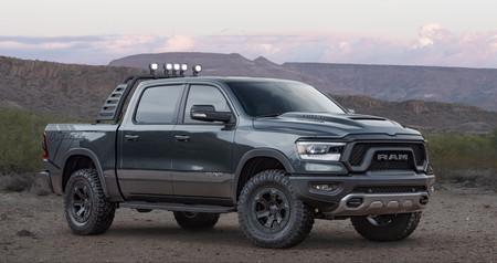 Mopar mostrará dos Ram 1500 prototipo en el SEMA 2018: uno enfocado al off-road y el otro al asfalto