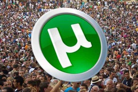 Los clientes BitTorrent y uTorrent superan los 100 millones de usuarios al mes