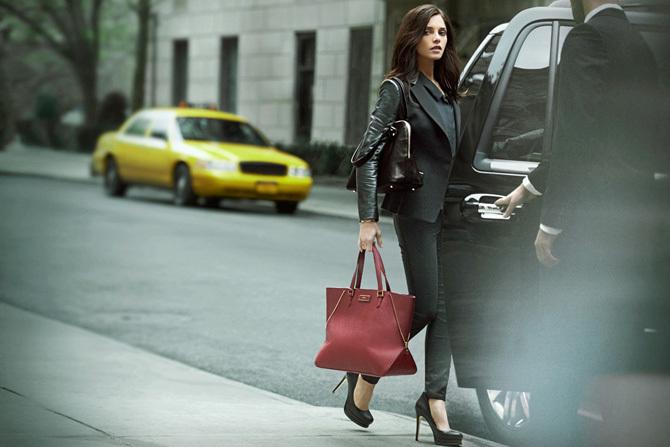 DKNY otoño-invierno 2012/2013 campaña