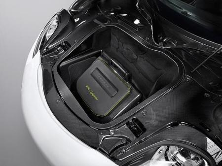 Maletas Porsche 918 Spyder