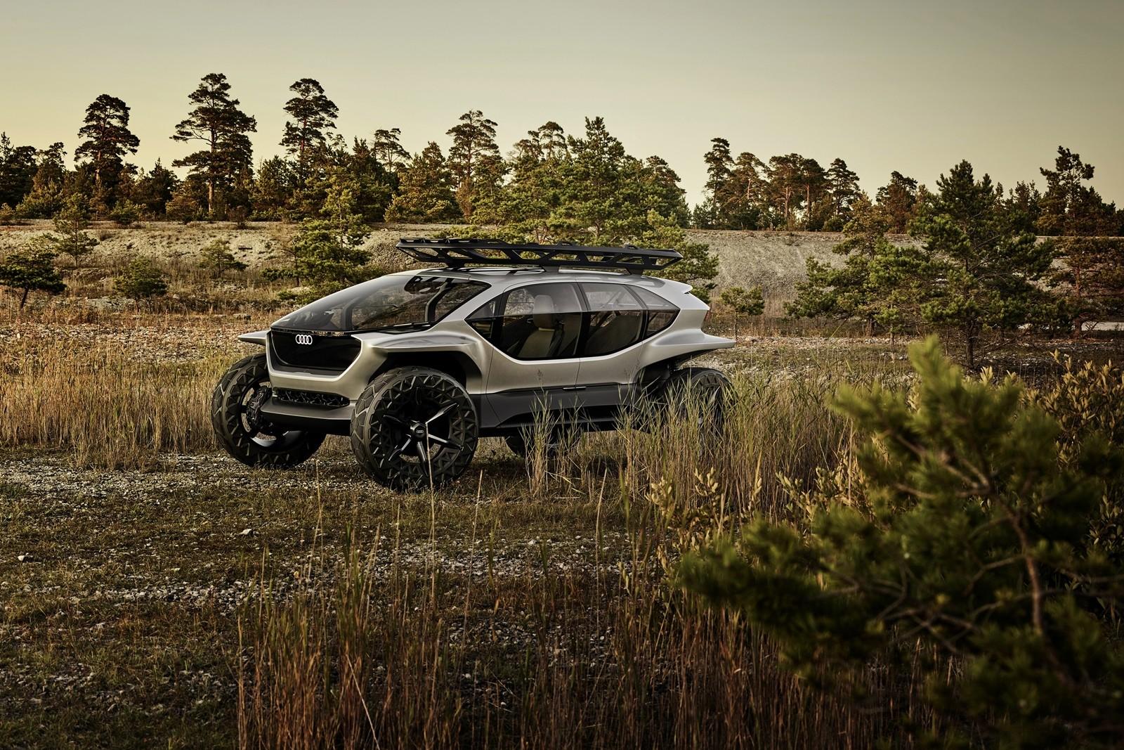 Foto de Audi AI:trail quattro 2019 (19/32)