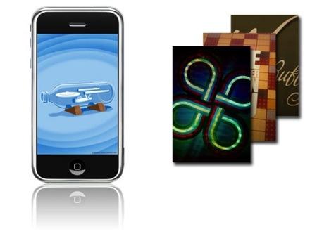 Fondos de pantalla para iPhone o iPod Touch recopilados por Smashing Magazine