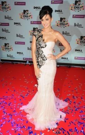 Katy Perry estrella indiscutible de los MTV Europe Music Awards 2009