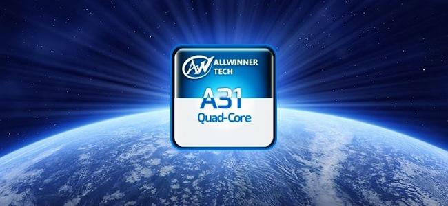 Allwinner A31