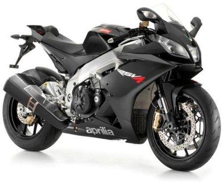 La Aprilia RSV4 es elegida mejor moto del año