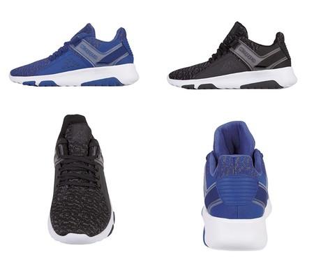 Desde 19,95 euros podemos hacernos con las  zapatillas deportivas Kappa Tackle gracias a Amazon