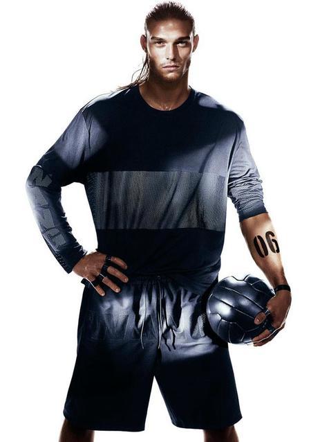La nueva inspiración deportiva de Alexander Wang para H&M