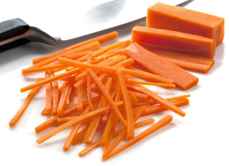 Cutting Carrots 1