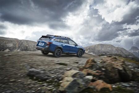 Subaru Outback Wilderness 2021 013