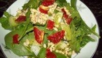 Espinacas con piñones: una sana combinación de alimentos