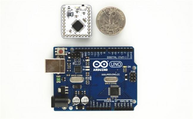 Microduino, una versión mini de Arduino