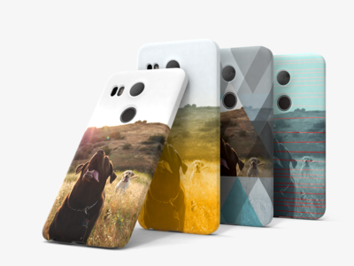Live Cases, las fundas personalizables de Google