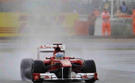 GP de Gran Bretaña F1 2011: Fernando Alonso vuelve a saborear las mieles del triunfo