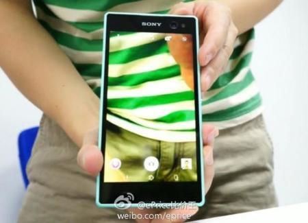 Un primer vistazo al Sony Xperia ideado para 'Selfies'