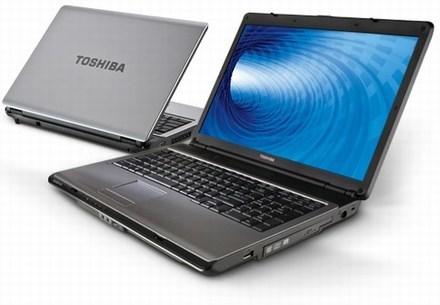 Toshiba Satellite L350