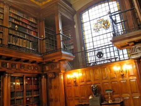 Sala Biblioteca Menéndez Pelayo