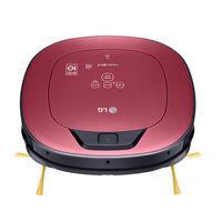 El robot aspirador LG VR9624PR Hombot Turbo Serie 11, con cepillos laterales y cámara dual, en oferta por 259,99 euros en Amazon