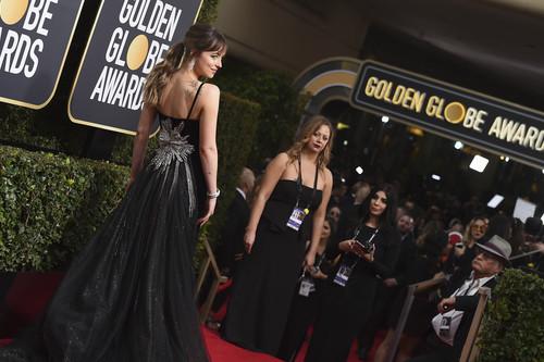 Las mejor vestidas de los Globos de Oro 2018