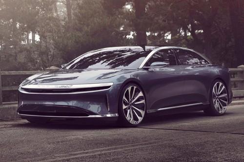 Lucid Air: un eléctrico con más de 800 hp, rango mayor a 800 km y la capacidad de ser el verdadero némesis del Model S
