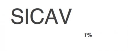 Las SICAV mantienen la tributación al 1%