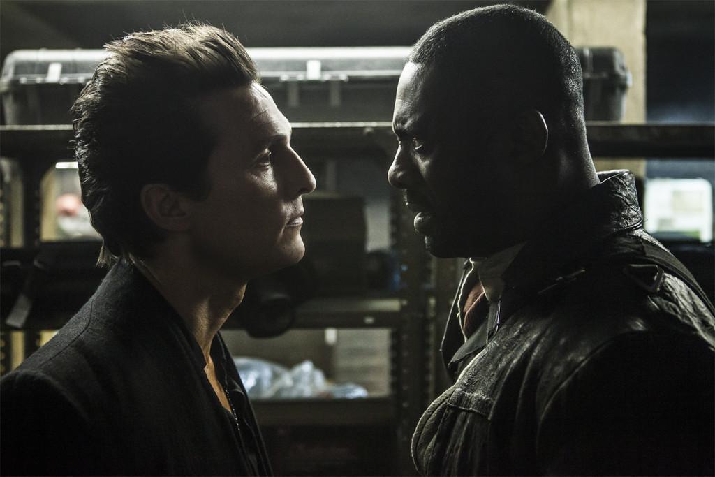 The Dark Tower Matthew Mcconaughey Idris Elba