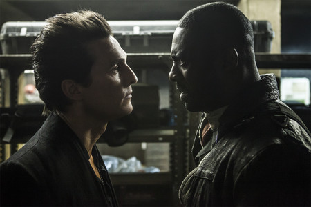 The Dark Tower Matthew Mcconaughey Idris Elba