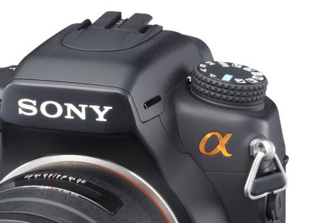 Sony Alpha 200, posible DSLR para aficionados