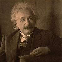 Se cumplen 138 años del nacimiento de Albert Einstein