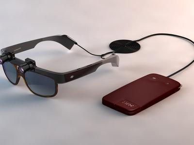 Eyesynth, las gafas 3D 'made in Castellón' que traducen lo que ven en sonidos comprensibles para personas ciegas