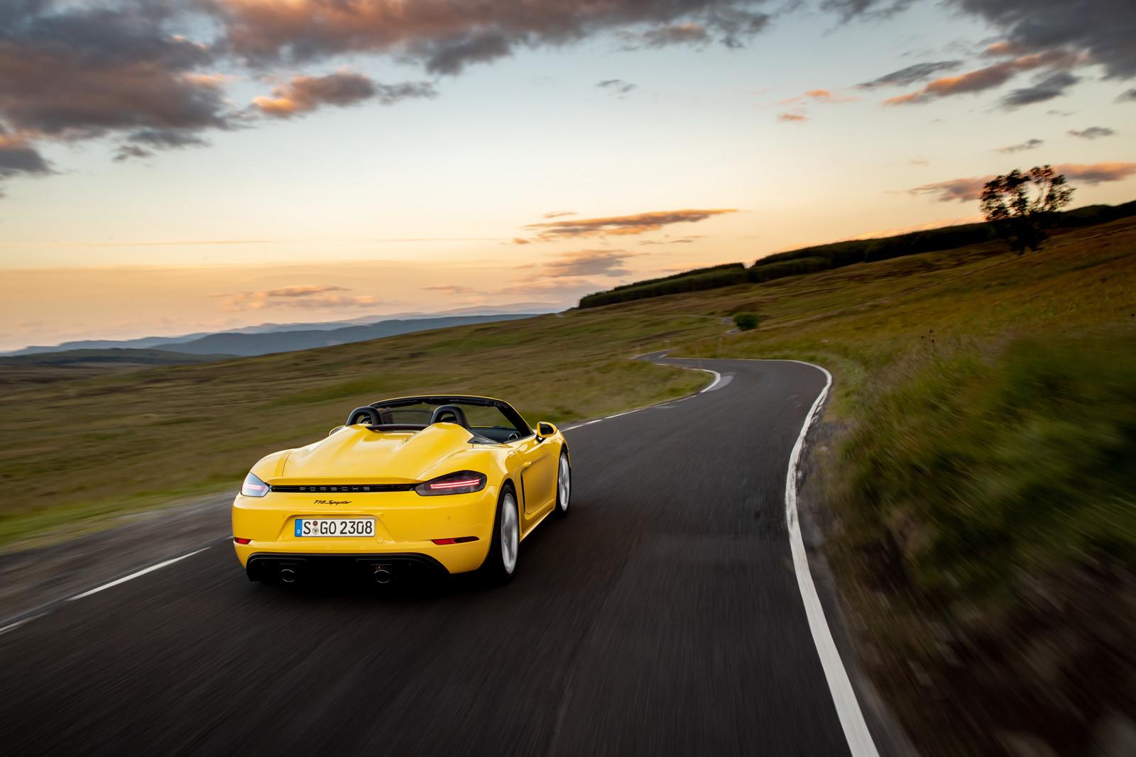 Foto de Porsche 718 Spyder (prueba contacto) (239/296)