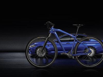 Solo se harán 500 unidades de esta bicicleta inspirada en el nuevo BMW M5