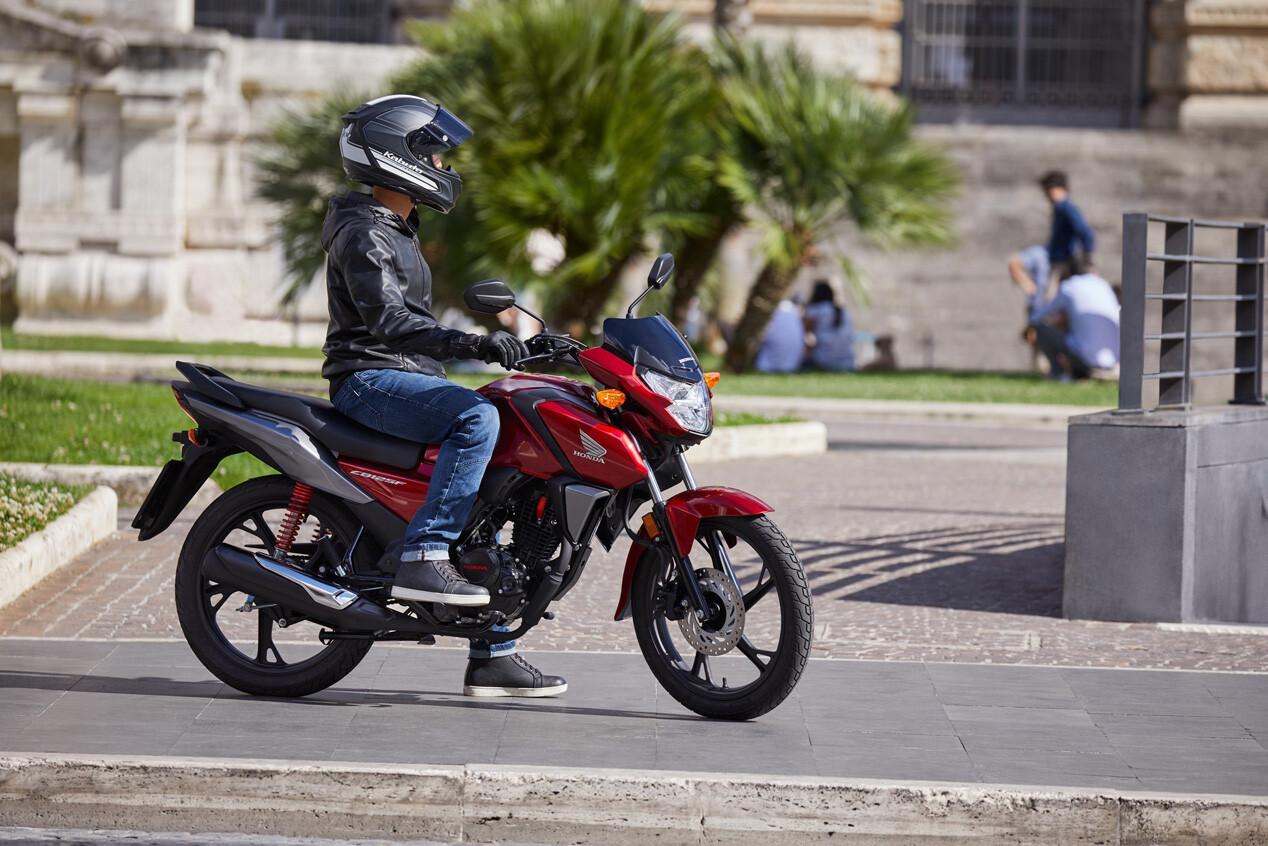 Foto de Honda CB125F 2021 (8/8)