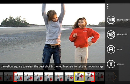 Consigue la foto perfecta con tu smarpthone Windows Phone 8 y BLINK