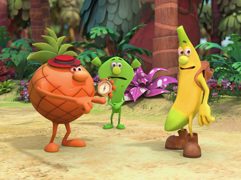 'Los fruittis' will reboot: Gazpacho, Mochilo and Spike to return thirty years later with a new series