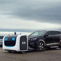El aeropuerto de Gatwick tendrá un nuevo empleado: 'Stan', un robot autónomo que se encargará de aparcar coches